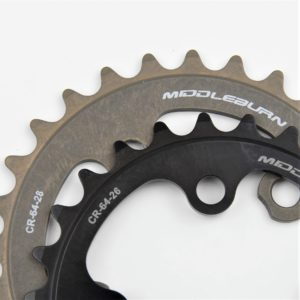 MIDDLEBURN CHAINRING FOR BIKE