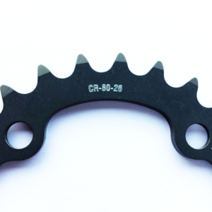 MIDDLEBURN SRAM DUO BIKE CHAINRING 120/80BCD