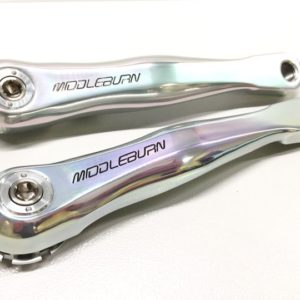 MIDDLEBURN RS7 SQUARE TAPER BIKE CRANKS