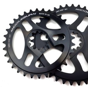 MIDDLEBURN BIKE CHAINRING RS7 UNO SQ TAPER SPIDER